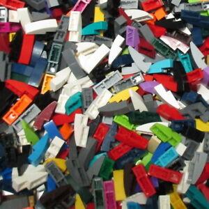 Used-LEGO-500g-Packs-Slopes-50950-Schraegstein-Gewoelbt-3-x-1