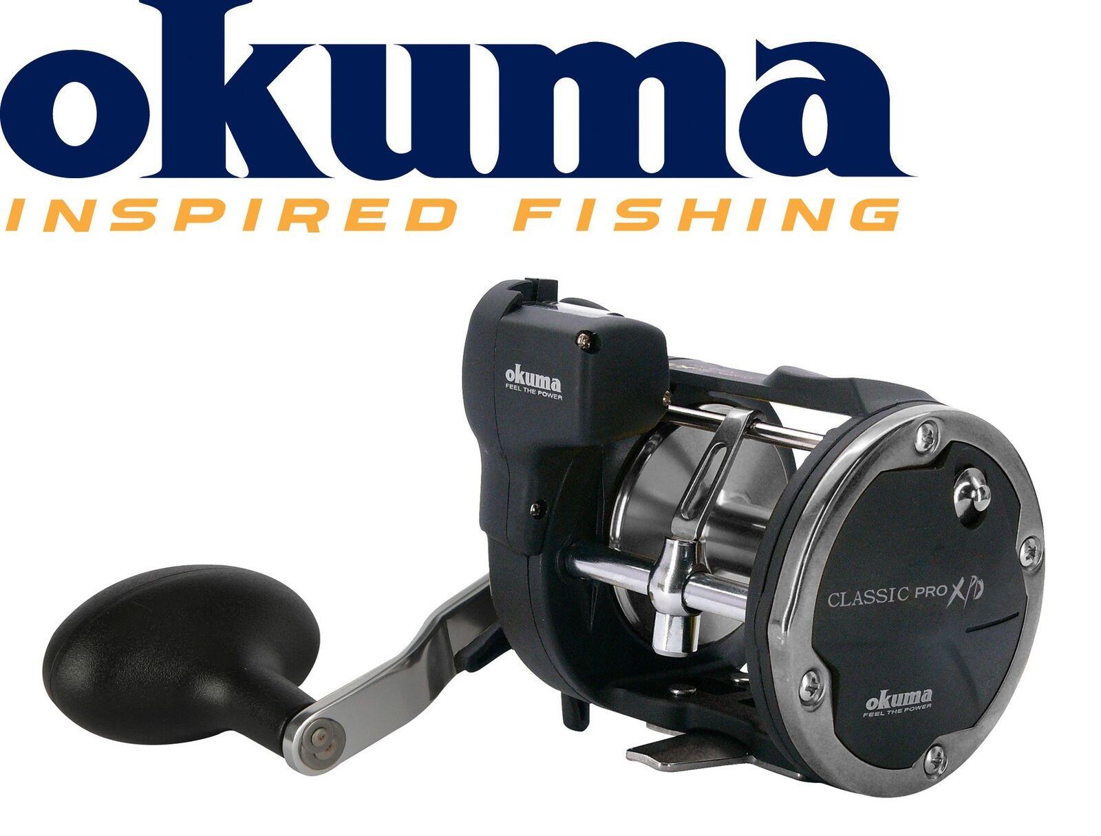 Okuma Linecounter Classic Linecounter Okuma XPD- 30DA Rechtshand Multirolle zum Meeresfischen afaa14