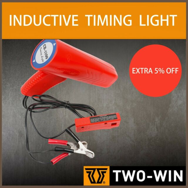 New Timing Light Inductive Pickup Ignition with Bright Xenon Strobe Auto Tool