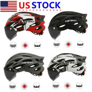 CAIRBULL Bicycle Helmet MTB Road Cycling Mountain Bike Safety Helmet with Light