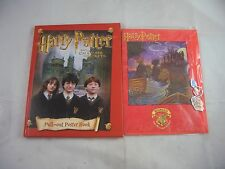 Harry Potter Birthday Card with Keyring and Pull-out Poster book