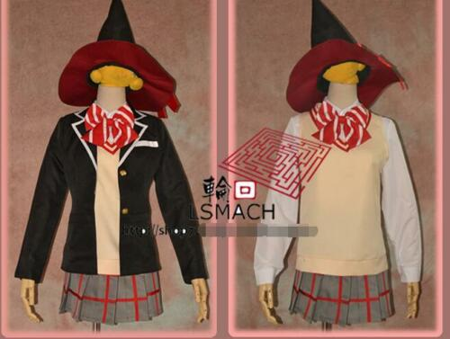 Yamada-kun and the Seven Witches Shiraishi Urara Odagiri Nene Cosplay Costume