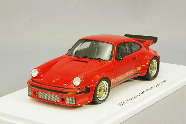 Spark 1 43 Porsche 934 Plain Body 1976 Red from Japan