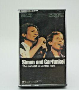 Simon-amp-Garfunkel-The-Concert-in-Central-Park-Audio-Cassette-Tape-Pre-Owned