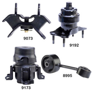 Engine Motor /& Transmission Mount 4PCS 1999-2003 for Lexus RX300 3.0L V6 FWD.