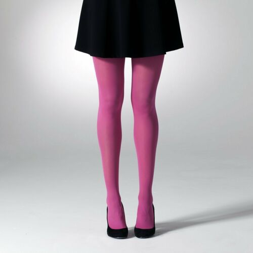 40 Denier Coloured Tights All Colours Thick Funky Coloured Ex Quality Gypsy
