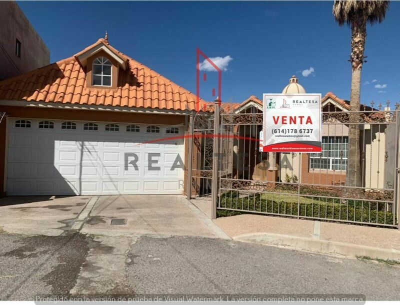 Casa en venta cerca del Sheraton $5,800,000 ElvRam RJR