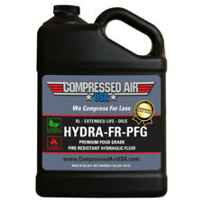 Premium Food Grade Fire Resistant Synthetic Hydraulic Fluid 1 Gal