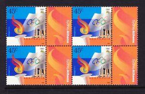 Australia-Post-Design-Set-Decimal-MNH-2000-Olympics-Joint-SYD-Athens