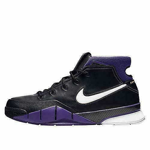 Size 13 - Nike Zoom Kobe 1 Protro Black Out 2018 for sale online ...
