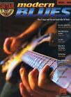 Guitar Play-Along: Modern Blues: Volume 166 by Hal Leonard Corporation (Mixed media product, 2013)