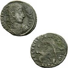 Constantius Gallus Thessalonica 353-354 FEL TEMP REPARATIO Reiter RIC 190 / 5