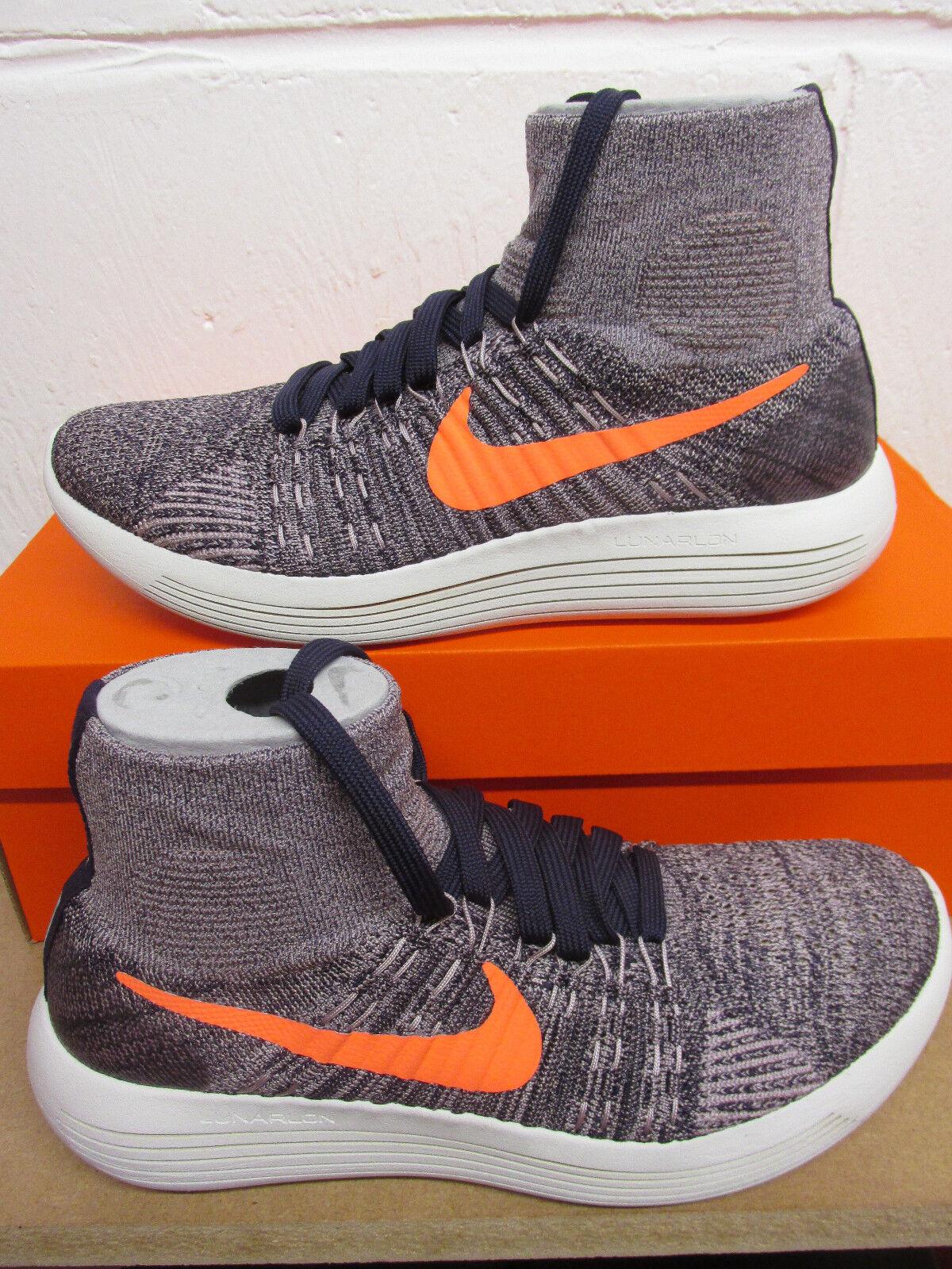 Nike Da Donna lunarepic Flyknit Scarpe Da Ginnastica in esecuzione Scarpe Scarpe da Ginnastica 818677 502