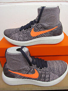 bc096a3542025 Image is loading Nike-Womens-Lunarepic-Flyknit-Running-Trainers-818677-502-