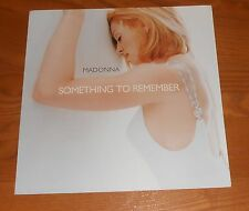 Madonna Something to Remember Poster 2-Sided Flat Square 1995 Promo 12x12 RARE