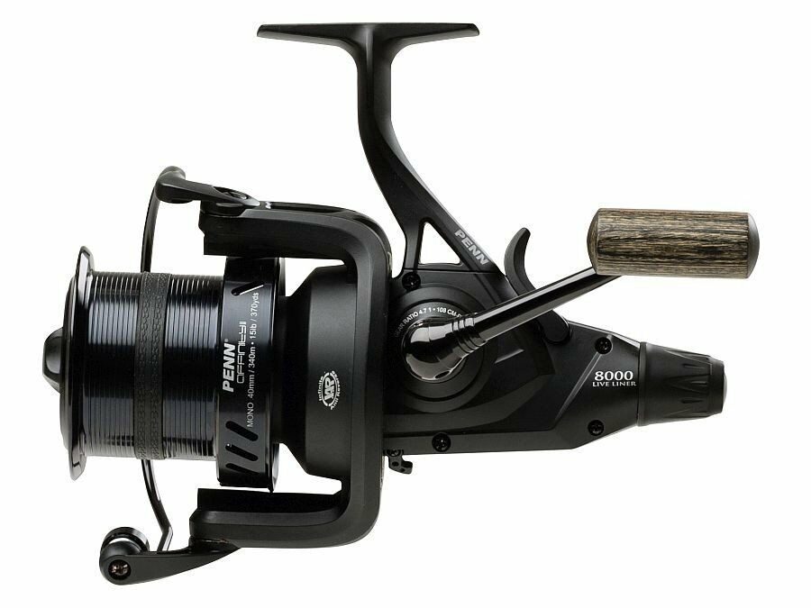 Penn Affinity II 2017 Live Liner reel with free spool system Saltwater Resistant