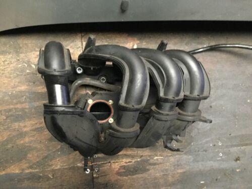 MK6 Fiesta gasolina plástico usado en buen estado Colector De Admisión encaja 1.25 1.4 y 1.6 coches