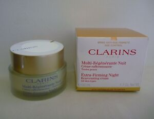 Night Treatments Original Clarins Multi-active Night Youth Recovery Comfort Cream 1.7 Oz Sealed No Box Moderate Price Health & Beauty