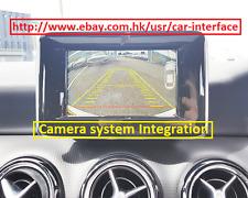 Mercedes Benz C class W204 NTG4.5 COMAND & Audio 20 Reverse Camera Interface kit