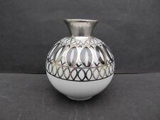 Vase Feinsilber Overlay - Veyhl