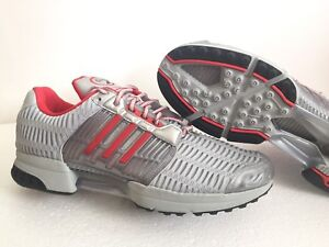 buy online 3260e 2e258 Details about ADIDAS CLIMA COOL 1 LIMITED EDITION COCA COLA GREY RED MEN  13.5 NEW IN BOX LE