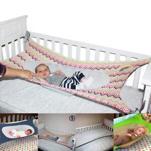 Das Bild Wird Geladen Baby Haengematte Fuer Neugeborenes Kleinkind Bett  Elastic Abnehmbare