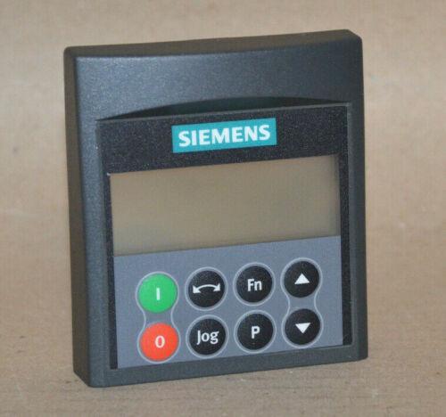 Siemens Micromaster 4 6se6400-0bp00-0aa0 Basic operador panel Bop