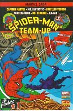 SPIDERMAN TEAM-UP 1 DI 4