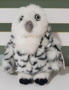 OWL-ANOTHER-KORIMCO-FRIEND-WHITE-GREY-SOFT-TOY-PLUSH-TOY-RETINA-18CM-TALL