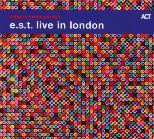 e.s.t.-Esbjörn Svensson Trio - E.S.T. Live in London