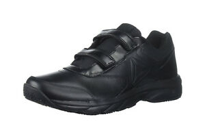 REEBOK Work N Cushion 3.0 Kc Black Cross Trainer Sport Strap ... 81829449f