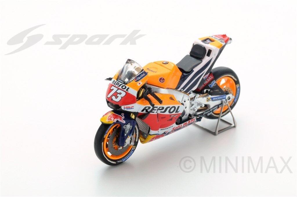Spark M43032 - HONDA RC213V n°73 - Repsol HONDA Team GP Japon 2016 1 43
