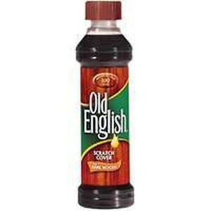 NEW-LOT-2-OLD-ENGLISH-8OZ-DARK-WOOD-FURNITURE-POLISH