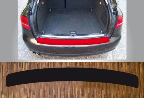 Lackschutzfolie Ladekantenschutz schwarz matt Audi A4 B8 Avant 2008-2016