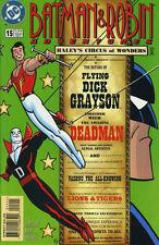 BATMAN & ROBIN ADVENTURES #15 VERY FINE (1995 SERIES) DC COMICS