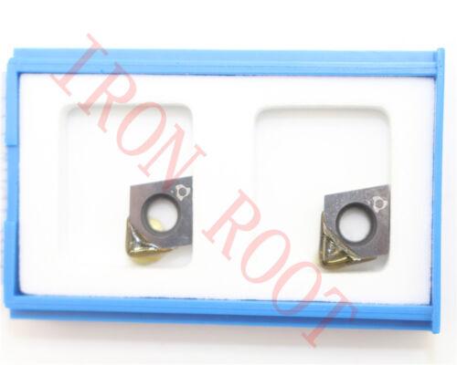 High-precision 2p CCGW09T304-PCD Diamond CNC Carbide Turning Insert