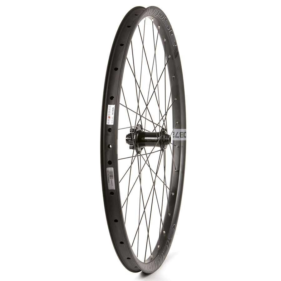 Eclypse DB729 Wheel 27.5'' 15 20mm TA OLD  100mm Brake  Disc IS 6-bolt Front