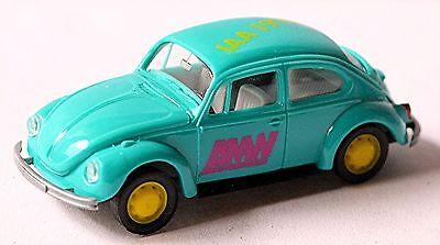 Cars Vw Volkswagen Beetle 1302 Beetle Iaa 1970-72 Green 1:87 Buy Now