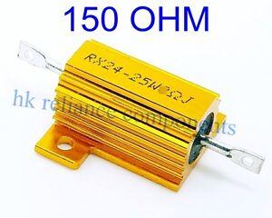 2pcs-Vishay BC PR03 100R Ohm 3 W 5/% 750 V Power Metal Film Résistance