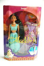 Mattel Disney Aladdin Jasmine Doll Fashion Doll 1992
