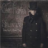 Gary Numan - Splinter CD (Songs from a Broken Mind, 2013)