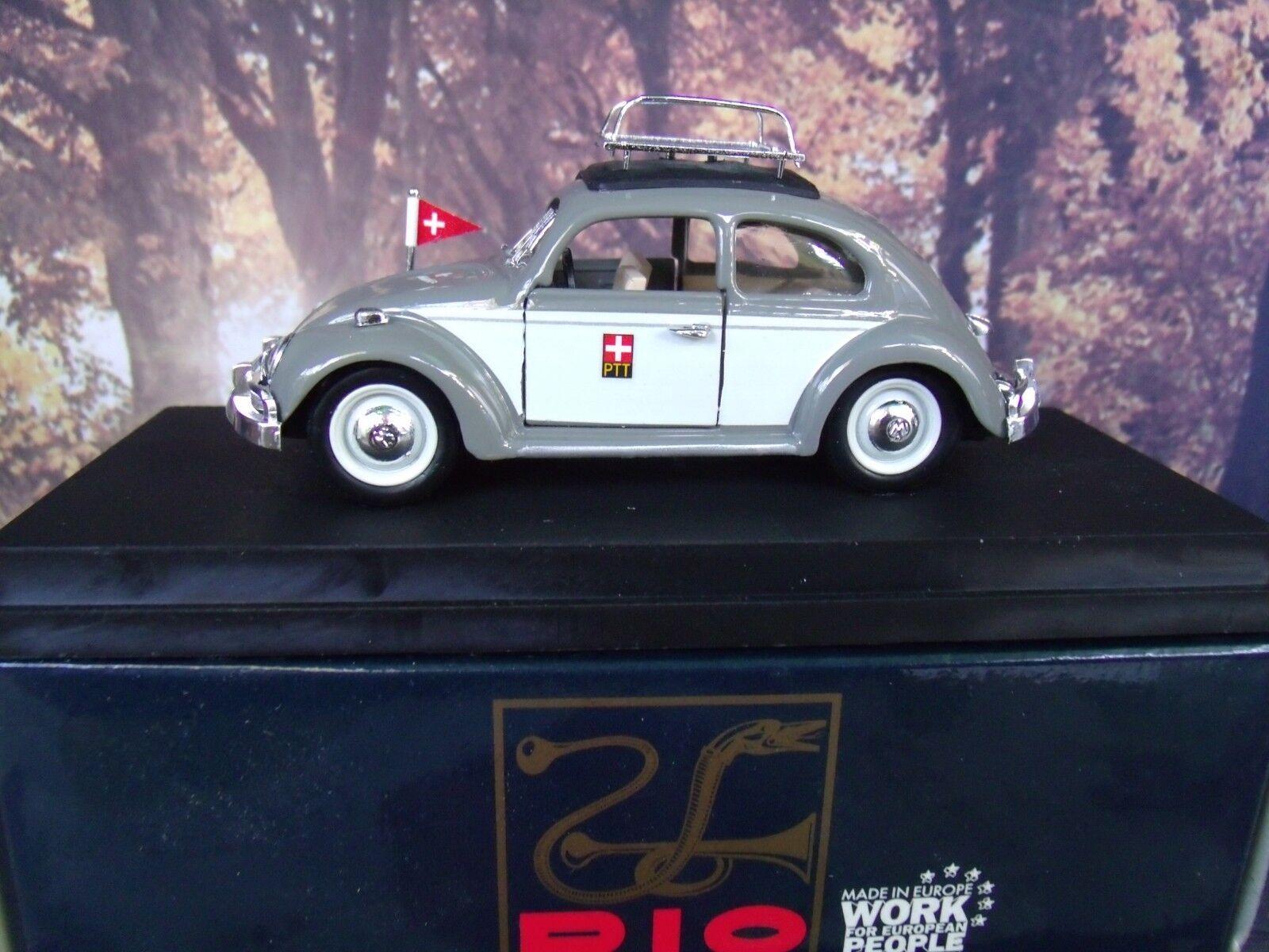 1 43 Rio ()   Volkswagen Swiss post 1963   SL 062