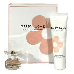Mini-Gift-Set-Marc-Jacobs-Daisy-Love-4ml-EDT-amp-30ml-Body-Lotion-Perfume-Women
