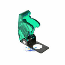 Car Marine Off Road Safe Flip Toggle Switch Safety Cover Guard Green