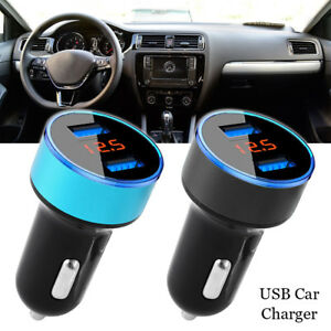 12V-3-1A-Dual-USB-Car-Charger-For-IPhone-6-7-Plus-Samsung-S7-S8-NOTE-8-HTC-LG