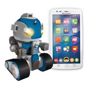 "Lisciani 64182 Smartphone Telefono Mio Phone 5"" + Robot"