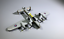New-1-144-WWII-UK-Lancaster-Dam-Bustter-With-Bomb-Bomber-Aircraft-3D-Alloy-Model thumbnail 7