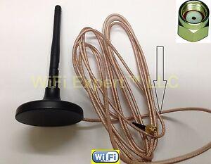 2dBi-5dBi-6dBi-7dBi-9dBi-12dBi-15dBi-2-4-Ghz-5-8-Ghz-WiFi-RP-SMA-Antenna-BASE