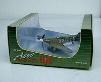 Hasbro Gi Joe Aces 1/72 Scale Fighters Of Wwii Spitfire Mark Ii Diecast Airplane