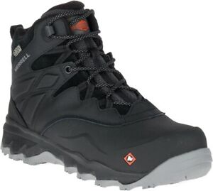 Merrell-Men-039-s-J45369-Thermo-Adventure-Mid-Composite-Toe-Waterproof-Safety-Boots